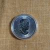 3枚目 メイプル銀貨 2019年モデル