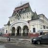 ウラジオストク 市内から空港アクセス 電車の乗り方