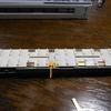 カトー651系(スーパーひたち)旧製品リフレッシュ計画✨ ②動力車の分解とLED室内灯取り付け