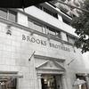 Brooks BrothersのスーピマコットンTシャツの着用レポート!