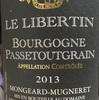 ワインスクール代わりの飛行機(その23):Le Libertin
