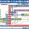 4月15日・月曜日 【鉄分補給31:最終のぞみで帰ってこれる大阪メトロの駅 その2】