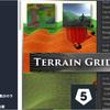 Terrain Grid System 地形に領土となるエリアを作ったり、正方形、六角形グリッドをTerrainに表示するエディタ