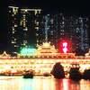 【香港】 香港名所ツアー!ビクトリアピークと水上レストランとオープントップバス