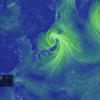 【風を見る】『earth :: 地球の風、天気、海の状況地図』『東京風速』地球の天気状況がビジュアライズが凄すぎ【地球を見る】