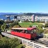 NZ一人旅 ウェリントン ケーブルカーにのってみたい!