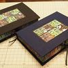 装丁「アルファベットカードブック」作り直しました