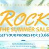 海外通販サイトの「GearBest」が「Rock the Summer Sale」の予熱セールを6月7日より開始しました!!