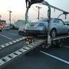 高崎市のコインパーキングからレッカー車で放置車両を廃車の引き取りしました。