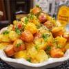 【レシピ】ピリ辛チョリソーとスパイシーチーズポテト