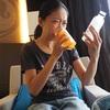 【オレンジジュース放浪記】タイ HAI FRESH JUICE のオレンジジュース