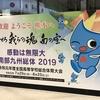 2019熊本インターハイに帯同しました