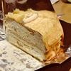 秋の楽しみ、ハーブスのマロンクレープとニューヨークチーズケーキ