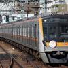 京急「はねぴょん号」と京成スカイアクセス線10周年ヘッドマークを撮る。
