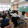 授業参観⑫ 6年生公開2時間目:理科、家庭科、社会