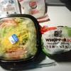 バーガーキングのワッパージュニア大食いチャレンジ(第1弾)