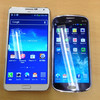 auのGALAXY Note 3&GALAXY Gearをタッチ&トライ!