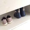 【靴箱の掃除と衣替え】10円玉を使って靴箱の匂い消し