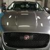 自動車ボディコーティング ジャガー/XF 新車車内クリーニング+フッ素樹脂簡易コーティング