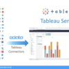 Tableau Server からCData Tableau Connectors 製品を利用してSaaS/NoSQL データにアクセスする方法