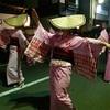 おわら風の盆と「福鶴酒造 純米吟醸 風の盆」