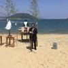 唐津海・浜開き式