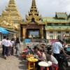 Myanmar 8 days - マンダレー及び周辺都市1日観光。