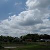 雲フェチの昼休み~その14『真夏のような躍動感』