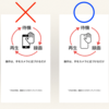 iOSアプリリジェクト: iPhoneのアイコンを許可なく使ってはいけない