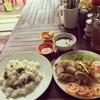アンコールワット個人ツアー(165)カンボジア料理チキンライス[バーイマアン]