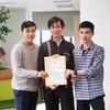 【ベトナム】LABチーム、コマタアワード「チャレンジ賞」を獲得!