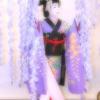 """歌舞伎座で藤娘扮装体験!""""奇跡の1枚""""撮ってもらえたからみんな見て~~~!"""
