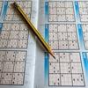 スペインのセニョーラ達に人気!?日本のパズルゲーム、数独。