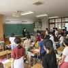 4年生:国語 手紙を書く 教生の先生の授業