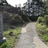 勝間田城 (静岡県牧之原市) -五重の堀切が立派な中世山城