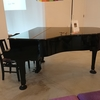ミュージアム「対話の森」でピアノを弾かせてもらいました【アトレ竹芝】