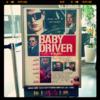 【映画】ベイビー・ドライバー