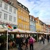 【デンマーク旅行】雨のコペンハーゲン一日観光。