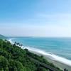 【台湾一周自転車旅】台東の海岸沿いの景色は、慣れ親しんだ宮崎・日南海岸のようだった(Day3)