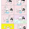 【よとさくちゃんとたごさくちゃん】~鼻水が止まらないの巻き3~