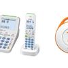 シャープが高齢者を見守る機能を搭載したデジタルコードレス電話機3モデルを発売 。JD-AT82CL/CW/CE