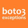 boto3でエラーハンドリングする方法をまとめる | AWS SDK for Python