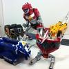 【DX玩具沼】超合金魂 恐竜戦隊ジュウレンジャー 大獣神 レビューその1