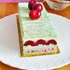 Cake aux cerises noires (アメリカンチェリーケーキ)