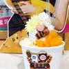 ハチミツかけ放題!ROLL ICE CREAM FACTORY 原宿・表参道本店のHoneycéコラボメニューを食べてきた!