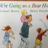 子供たちに読み聞かせをしたい英語の絵本「We're Going on a Bear Hunt」