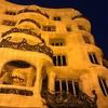 カサ・ミラ ナイトツアー 〜la Pedrera(Casa Mila)una  excursión nocturn a muy fantástico!