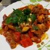 野菜たっぷりのトルコ料理と爽やかギリシャ風ディップは蒸し暑い夏に最高!