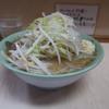 寒い日の行列に並んで食べた二郎は旨かった @ラーメン二郎京成大久保店 その148