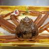 ズワイガニと紅ズワイガニ 松葉蟹でない佐渡赤泊の 新栄丸